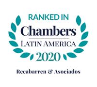 ranked in chambers latin america 2020 recabarren & asociados