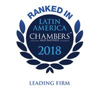 latin america chambers 2018 leading firm